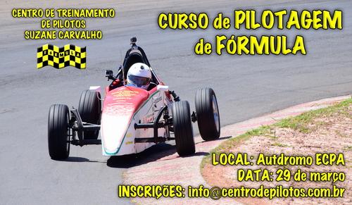 CURSO DE CARRO FÓRMULA