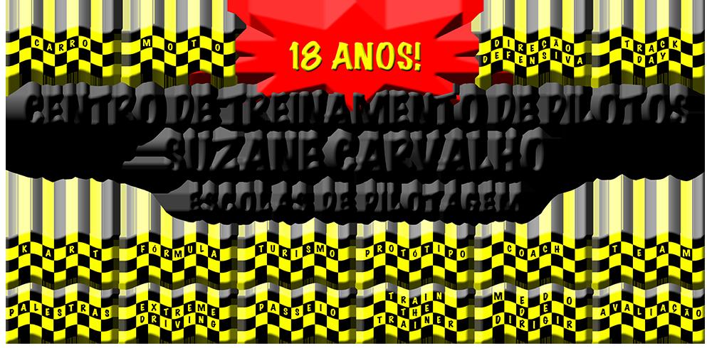 CENTRO DE TREINAMENTO DE PILOTOS SUZANE CARVALHO