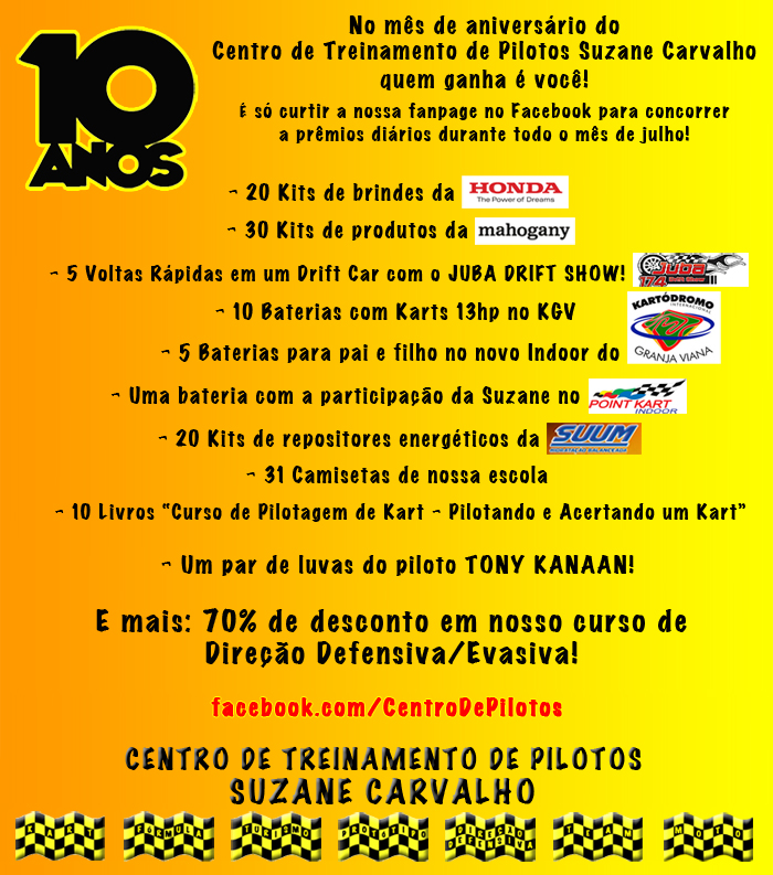 10 ANOS DO CTPSC!